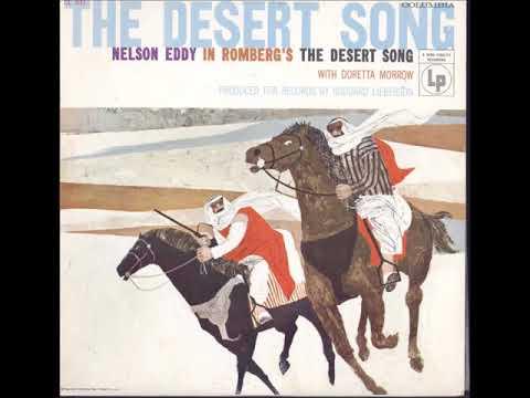 Doretta Morrow And Nelson Eddy – Romance (Reprise) / The Desert Song