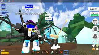 Playing Roblox with BRS