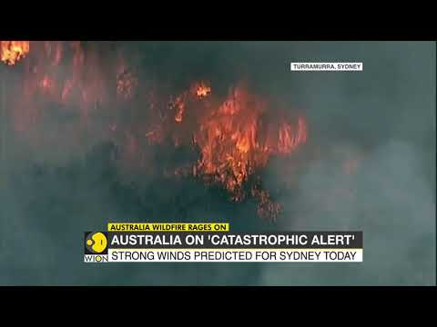 WION Fineprint: Australia Wildfire Rages On; 5 Million Sydney Residents At Risk