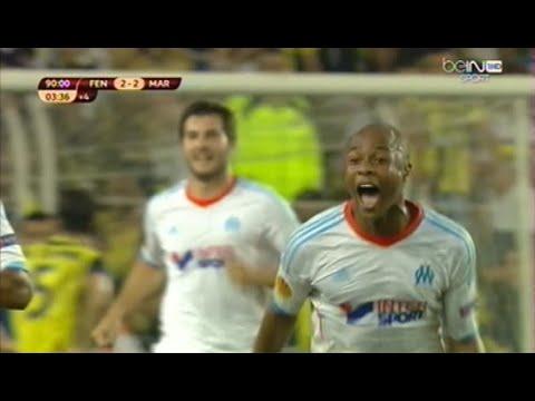 Fenerbahçe 2-2 OM (12-13) • Ayew CLIMATISE le Fener à la dernière seconde ! • EL • beIN Sports Fr