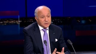 France's ex-foreign minister talks Syria, Iran and climate change
