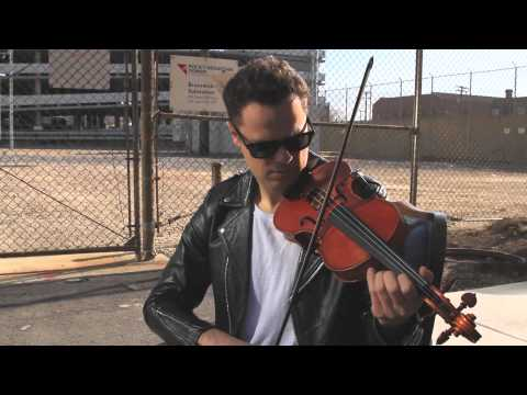 Radioactive - Rob Landes (Imagine Dragons Violin Cover)