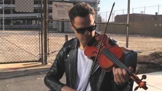 Radioactive - Rob Landes (Imagine Dragons Violin Cover)