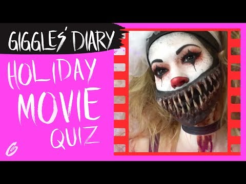 Holiday Movie Quiz  Giggles the Clown