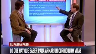 ¿Cómo armar un CV ganador? Matías Ghidini en El Inversor- América24
