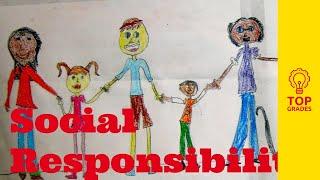social responsibility essay