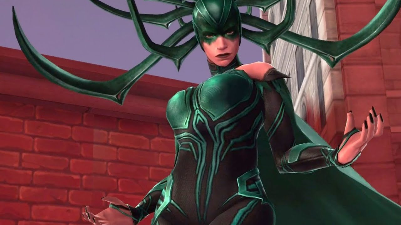 Hela Marvel Future Fight