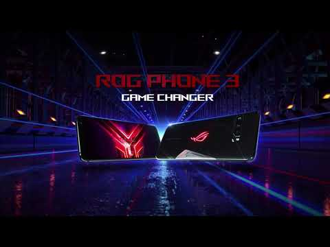 Absolute Gaming Power   ROG Phone 3   ROG1