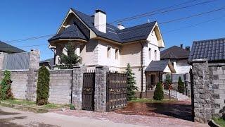 Продается дом, 3 ур, 9 ком, 4 су, 361 квм, 11 соток, Алматы, ул  Рыскулбекова 34Б(, 2015-06-12T19:44:51.000Z)