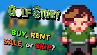 Golf Story Review (Nintendo Switch)