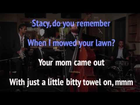 PMJ Karaoke: Stacy's Mom (as sung by Casey Abrams)