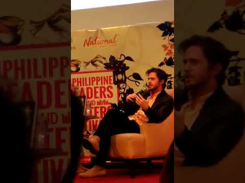 Philippine Readers and Writers Festival: Author Spotlight of Pierce Brown