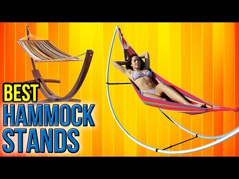 8 Best Hammock Stands 2017