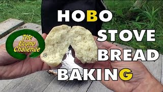 Baking Bread On A Hobo Stove - Video Response