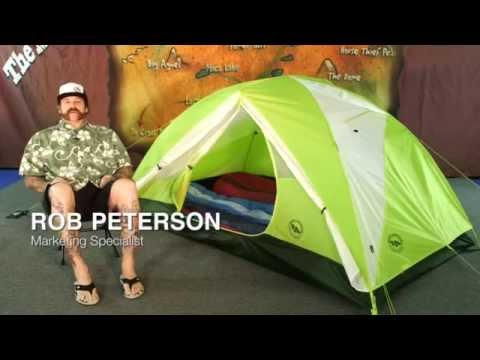 Big Agnes Tumble mtnGLO Series Tents