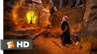 The Ten Commandments (10/10) Movie CLIP - The Burning Bush (1956) HD