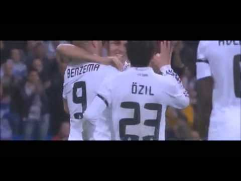 Mesut Ozil Vs Luka Modric