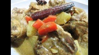 Cara-Cara Memasak Ayam Masak Kurma :) ❤ Bahan-bahan ❤ - Ayam - Bawang Merah - Bawang Putih - Halia - Kayu Manis - Bunga Lawang - Buah Pelaga ...