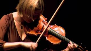 Alina Ibragimova  J.S. Bach:Bourree  Violin Partita No.3 in E major BWV 1006