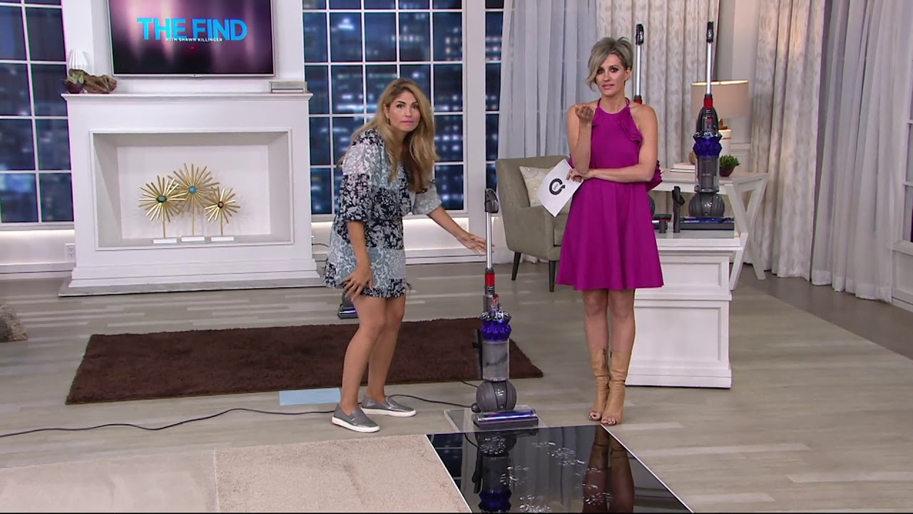 Dyson Small Ball Multifloor Upright Vacuum on QVC  YouTube