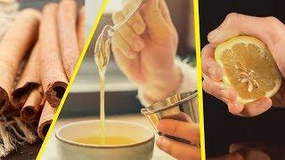 como se toma la miel con canela para bajar de peso