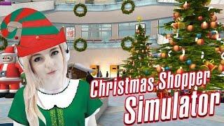 Crazy Christmas Shopping Simulator