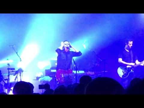 JIMMY EAT WORLD - 23 - live at the CANOPY CLUB URBANA ILLINOIS - 5/7/17