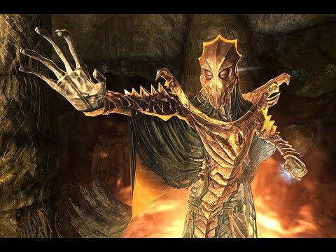 how to become a dragon priest in skyrim without mods