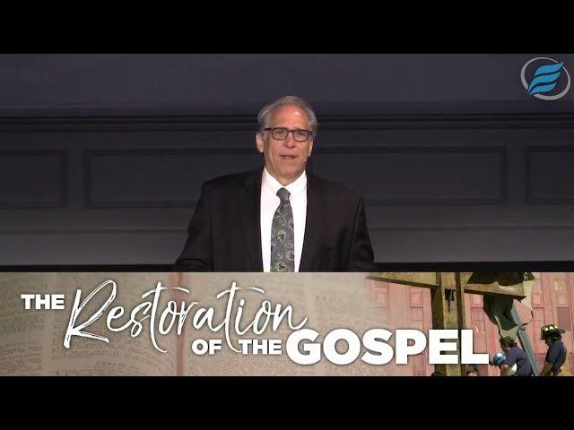 09/12/2021 | The Restoration of the Gospel | Pastor David Myers