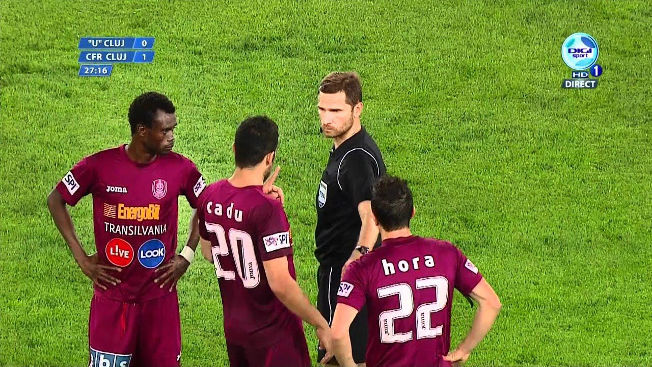 Cu cine va juca CFR Cluj în primăvara Europa League ...  |Cfr Cluj-botoşani