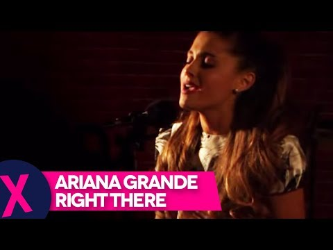 Ariana Grande - 'Right There' (Acoustic Live Performance) On Capital XTRA