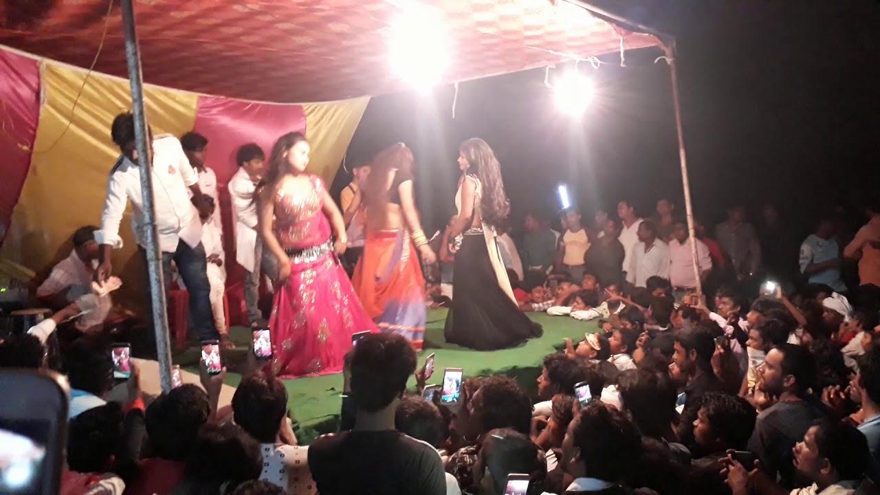 Bhojpuri archestra DJ song Dhamal Machane wala gana - YouTube