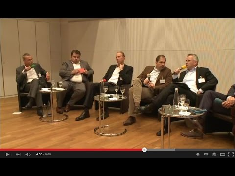 "Presse-Roundtable ""Social Business Collaboration"" - mit IBM, Microsoft, Novell und Beck et al."