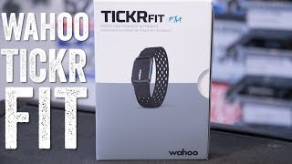 Wahoo TICKR FIT Optical HR Sensor Review: Unboxing, Setup, Accuracy Testing
