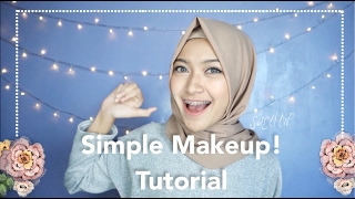 MAKEUP TUTORIAL | saritiw