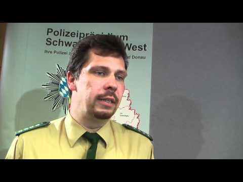 Tötungsdelikt in Bad Grönenbacher Klinik - Interview mit Polizei-Pressesprecher Christian Owsinski