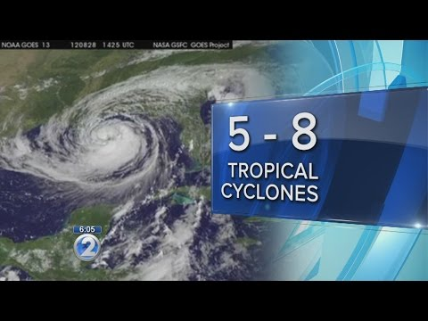 Climate conditions point to above-normal hurricane season for Hawaii