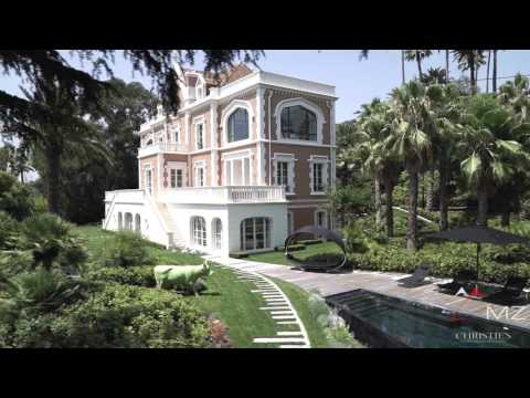 Michaël Zingraf Real Estate Christe's: N°1 in luxury real estate on the French Riviera and Provence