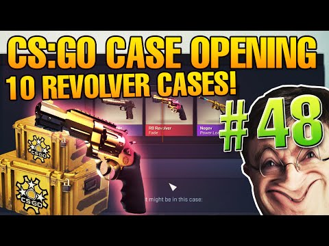 CS:GO Revolver Case Opening #48