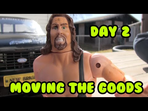 Toiletman's Vlog Day 2: Moving the Goods