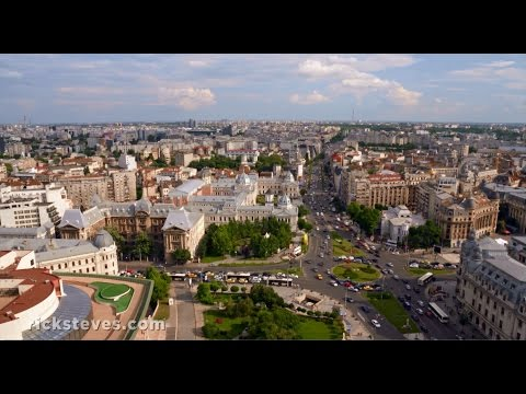 Bucharest, Romania: Eclectic and Rejuvenated