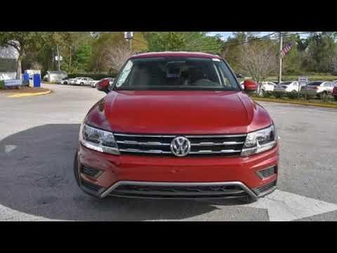 New 2019 Volkswagen Tiguan Sanford FL Orlando, FL #19-0248