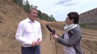 Радий Хабиров: дорога из Красногорска в Митино будет