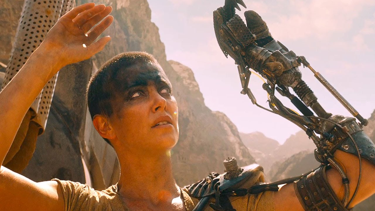 mad max official trailer 4 1440p hd youtube