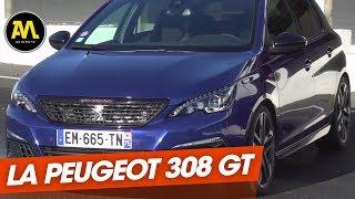 Sportive : la Peugeot 308 GT