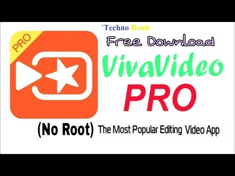 VivaVideo Pro Video Editor Pro App 5 8 4 Apk Mod for Android