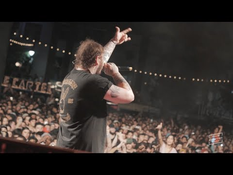 Showtime: POST MALONE - Montreal [june 2017]
