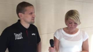 Päävalmentaja Jukka Kinnusen ajatukset ennen kauden alkua