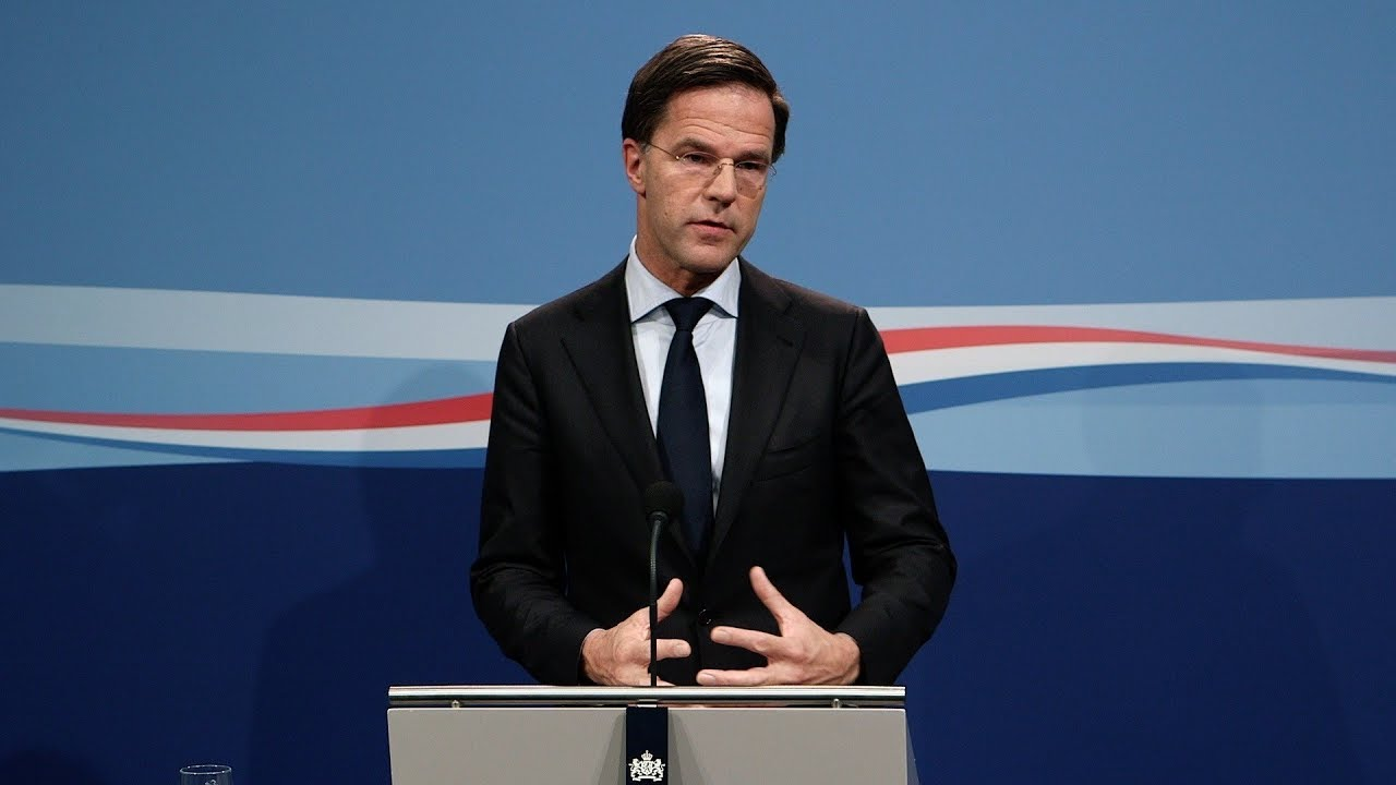 Integrale Persconferentie MP Rutte Van 26 Januari 2018