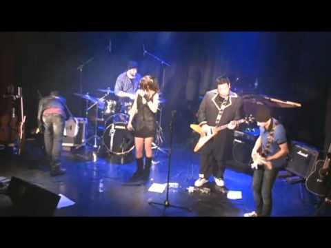 Nine Squeal - Face aux Gens (live Studio Raspail)